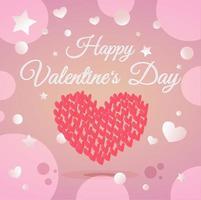 illustrazione di giorno di San Valentino