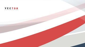 sfondo vettoriale astratta. modello curvo forma di concetto. trama sfumata colorata.