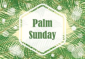 Sfondo di Domenica delle Palme