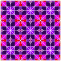 trama geometrica senza cuciture vettore