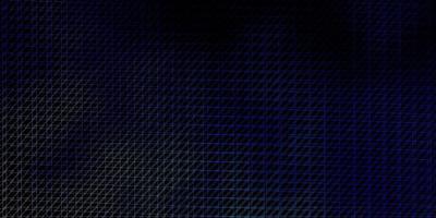 modello giallo scuro, blu con linee vettore