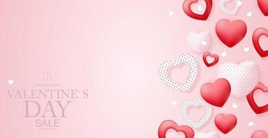 felice giorno di San Valentino vendita sfondo, poster, carta, invito