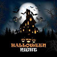 disegno del partito di Halloween