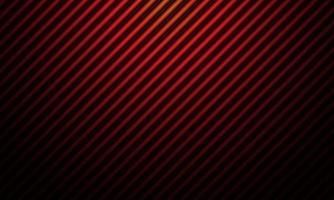luce fioca ondulata rossa astratta sull'illustrazione di vettore di struttura del fondo.