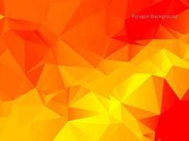 sfondo poligono triangolo geometrico vettore