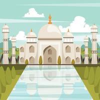 India ortogonale composizione vettore