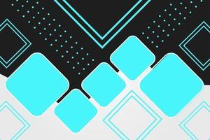 sfondo astratto quadrati geometrici vettore