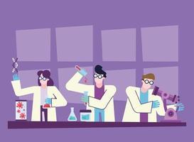 progetto di ricerca sul vaccino contro il coronavirus con i chimici