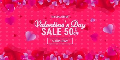 vendita offerta speciale di san valentino