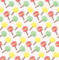 Vector seamless pattern da gelati