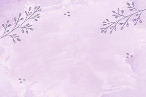 fondo disegnato a mano della spazzola bagnata dell'acquerello pastello vettore