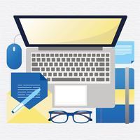 Vector Office Designer's Desktop