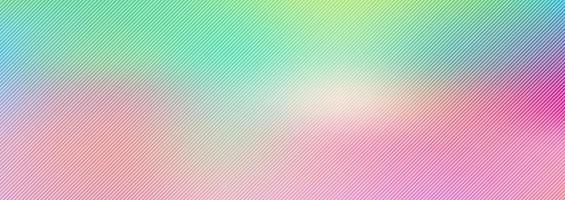 sfondo sfocato sfumatura pastello arcobaleno astratto. modello per la progettazione di siti Web, banner web e pubblicità sui social media. vettore