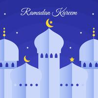sfondo vettoriale di Ramadan Kareem