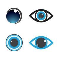immagini del logo per la cura degli occhi