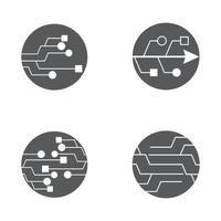 progettazione del logo del circuito