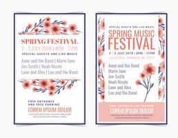 Poster di Vector Spring Festival