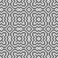 modello di forme quadrate punto diagonale senza cuciture astratto. motivo geometrico astratto per vari scopi di progettazione. vettore