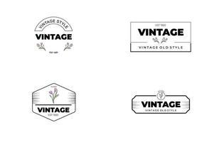 astratto minimal moderno femminile botanico floreale organico logo design vettore