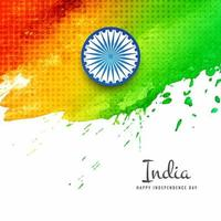 vettore di celebrazione della festa della repubblica indiana