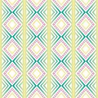 sfondo multicolore modello nativo senza soluzione di continuità con forma geometrica