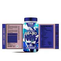 etichetta della bottiglia, design del modello di pacchetto, design dell'etichetta, modello di etichetta di design mock up