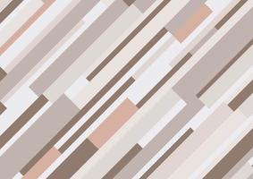 strisce diagonali geometriche astratte rettangolari modello sfondo tono colore marrone e struttura vettore