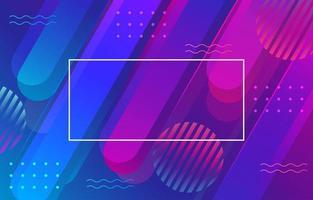 sfondo astratto geometrico vettore