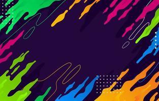 colorato sfondo astratto vettore