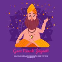 vettore di carattere guru