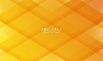 astratto sfondo arancione colorato con strisce diagonali. motivo geometrico minimo. eps 10 vettore