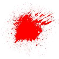 Sfondo di sangue splatter