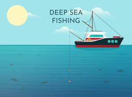 Fondo di pesca d'altura