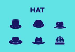 Vettori di cappello