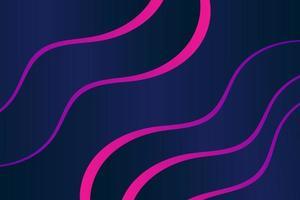 sfondo geometrico viola. composizione di forme geometriche fluide. vettore