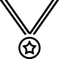 icona della linea per il conseguimento vettore