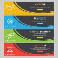 Estratto intestazione Web aziendale