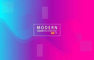 colorato moderno liquido colore di sfondo ondulato sfondo geometrico. disegno dinamico dell'elemento geometrico strutturato vettore