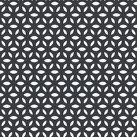modello senza cuciture geometrico astratto con cerchi. moderno disegno astratto per carta, copertina, tessuto, arredamento d'interni vettore