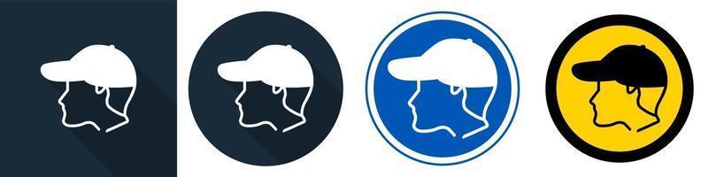 simbolo divario di usura su sfondo bianco vettore