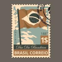 Francobollo brasiliano