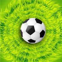 vettore di disegno di calcio