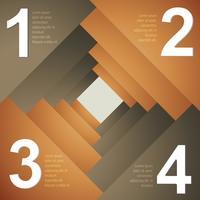 design creativo creativo di infograph