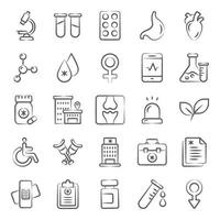 tecnologia e attrezzature sanitarie vettore