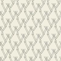 senza soluzione di continuità monocromatica astratta trama pattern di sfondo dalla linea vettore
