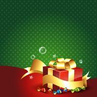 scatola regalo vettoriale