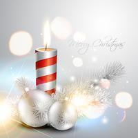 elegante sfondo di Natale vettore