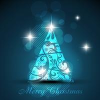 albero di Natale lucido
