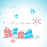 vettore regalo di Natale