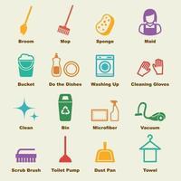 pulizia degli elementi vettoriali